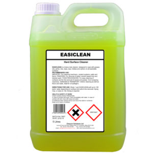 EASICLEAN HARD SURFACE CLEANER - 5 litres