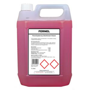 FERNEL FLORAL DISINFECTANT - 5 LITRES
