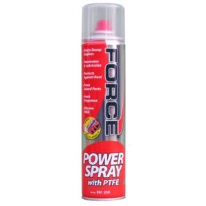 FORCE POWER SPRAY WITH PTFE - 400ml